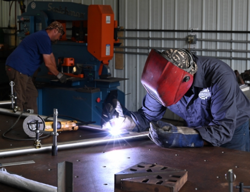 How New Welding Technology Saves Time & Money